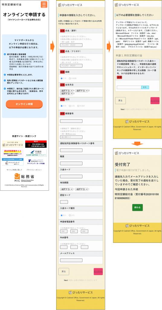 フィッシングサイトのデザイン